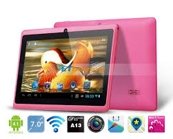 what is an android tablet tablets capacitive tablet pc 7inch multi color allwinner a13
