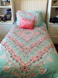 Girly Comforters Traditional Bedroom With Batik Pattern Girly Bed Comforter