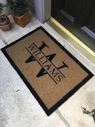 Buy Artsy Doormats Wipe Your Personalised Door Mats U0026 Made To Measure Traditional Doormat
