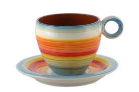 Handmade Tea Cups - 2048 cup