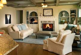 Living Room Family Room - Beautiful family rooms