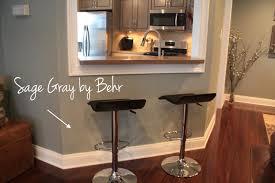 put a little paint color log home pinterest behr kitchen