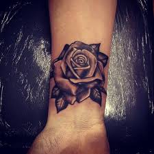12 best small rose tattoos for men images on pinterest small