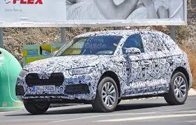 Audi Q5 2015 - 2018 audi q5 spied testing again
