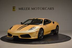 chrome ferrari f430 2008 ferrari f430 scuderia stock 4406 for sale near westport ct