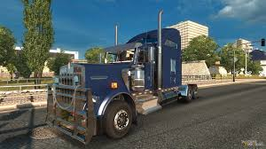 kenworth 2016 calendar w900 v 2 0 for euro truck simulator 2
