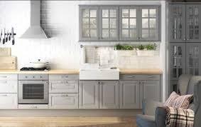 ikea küche grau küchen ikea perfekte grau küchenschränke design ideen