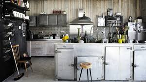 cuisines industrielles decoration des cuisines modernes 1 12 secrets des plus belles