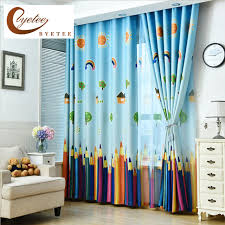 Boys Room Curtains Byetee New Curtains Blackout Curtain Fabric Pencil Pattern Boys