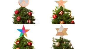 diversity christmas tree toppers celebrate in style by