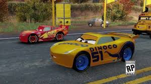 cars 3 driven win disney video