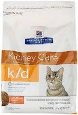 hills prescription diet k d kidney care with ocean fish dry cat