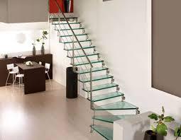 Glass Staircase Design Impressive Glass Staircase Designs U2014 The Home Design