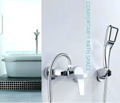 bathtub faucet set shower sets for bathroom simple set bathroom shower faucets