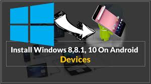 run windows on android learn how to run windows on your android tablet computer