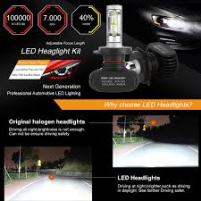 le h7 led aliexpress buy lesoleil h7 9005 hb3 9006 hb4 hi lo beam h4