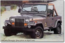 1980s jeep wrangler for sale 1987 1988 and 1989 jeeps wrangler wagoneer and