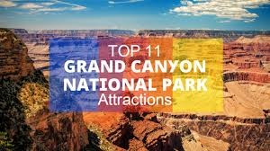 Arizona natural attractions images Top 13 best tourist attractions in grand canyon national park jpg