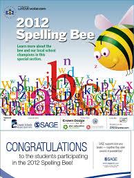 12 spelling bee languages
