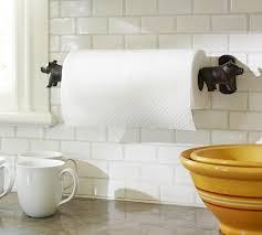 cabinet door mount paper towel holder monsterlune
