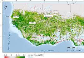 Map Of Mali Remote Sensing Free Full Text Local Vegetation Trends In The