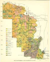 Counties In Wisconsin Map by Wisconsin Geological U0026 Natural History Survey Soil Maps Of