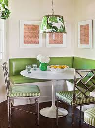 kitchen breakfast nook furniture breakfast nook table unique green color