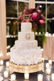 wedding cake houston glam houston wedding at chateau polonez modwedding