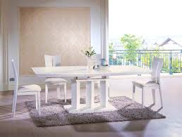 furniture breathtaking white dinette sets dining room all small