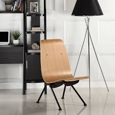 prouve style antony chair mid century modern designer furniture