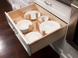 kitchen cabinet with plate rack kitchen decoration