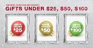 inexpensive gift ideas gift guide macy s