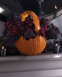 Martha Stewart Halloween Pumpkin Templates - pumpkin basket how to martha stewart
