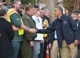 obama nyc sandy visit cbs new york