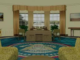 bureau ovale maison blanche rumine hans bureau ovale