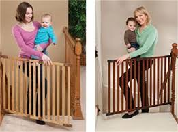 Best Stair Gate For Banisters Safer Babies Baby Proofing Products Media Pa