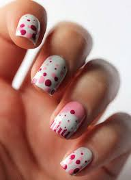 15 delicate nail art designs for this weekend funky nails