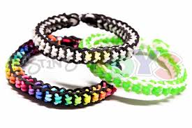 easy bracelet tutorials images How to make a boxed bow bracelet easy design on the rainbow loom jpg