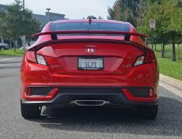 2017 honda civic si coupe review u0026 test drive