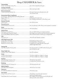 Accounting Clerk Resume Sample by Shop Chamber Tamarac Chamber Of Commerce
