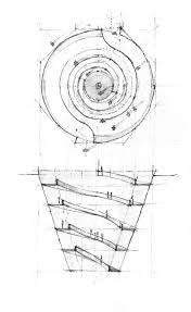 Floor Plan Spiral Staircase Iconic Staircases 04 The Vatican Museum Giuseppe Momo