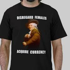 Disregard Females Acquire Currency Meme - joseph ducreux acquire currency t shirt teevault com