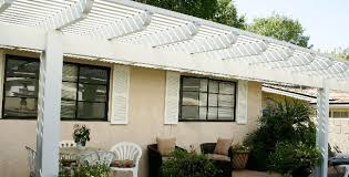 combining lattice u0026 solid patio cover roofs will greatly increase
