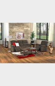 Famsa Living Room Sets by Brown Upholstered Reclining Sofa 00338768 Brault U0026 Martineau