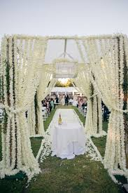 wedding altars alternative wedding decorations 20 amazing non traditional