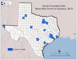 Lyme Disease Map 2015 Texas West Nile Virus Maps