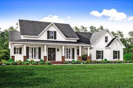 Country House Plan by Country House Plan With Flex Space And Bonus Room 51745hz
