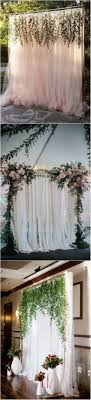 wedding backdrop on a budget 17 diy wedding decoration to save budget for your big day diy