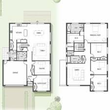 love this plan two story house plans pinterest house