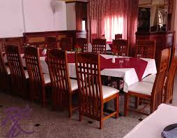 Buy Dining Chairs Online India Buy Striped Wooden Chair In Hotel Rajhaveli Heritage Bikaner